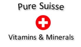 PURE SUISSE® -Vitamins