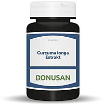 Bonusan Curcuma longa Extrakt, 60 Kapseln