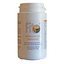 Fit1-24® Biodynamische NatUrkraft, 100 Kapseln à 680 mg
