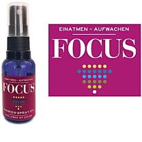 Masken-Spray Focus 30ml