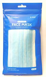 Dr.ProtekT Einweg - Gesichtsmaske 10 Stk