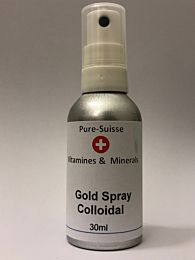 Gold Spray Colloidal