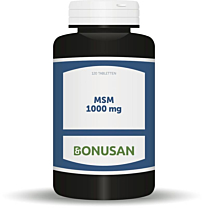 MSM 1000 mg, 120 Tabletten